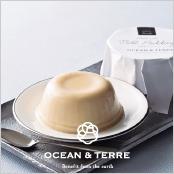-OCEAN & TERRE-北海道ミルクプリン&フロランタン