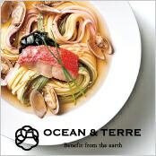 -OCEAN & TERRE-野菜うどん
