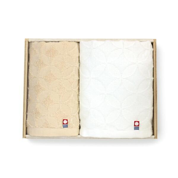 七宝つむぎ タオルセットB(木箱入)