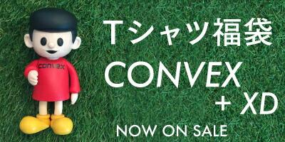CONVEX-2019春夏Tシャツ福袋