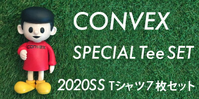 CONVEX-2020春夏Tシャツ福袋