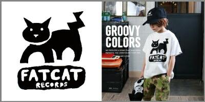 Fat Cat Recordsコラボ