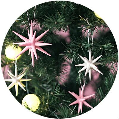 クリスマスの星 ベツレヘム ミルキーピンク