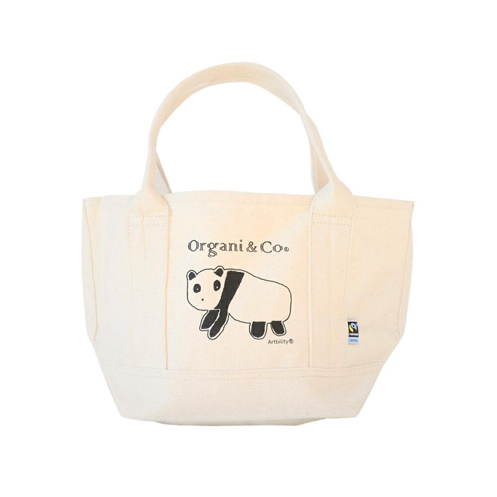 Organi & Co./キナリ ランチトート