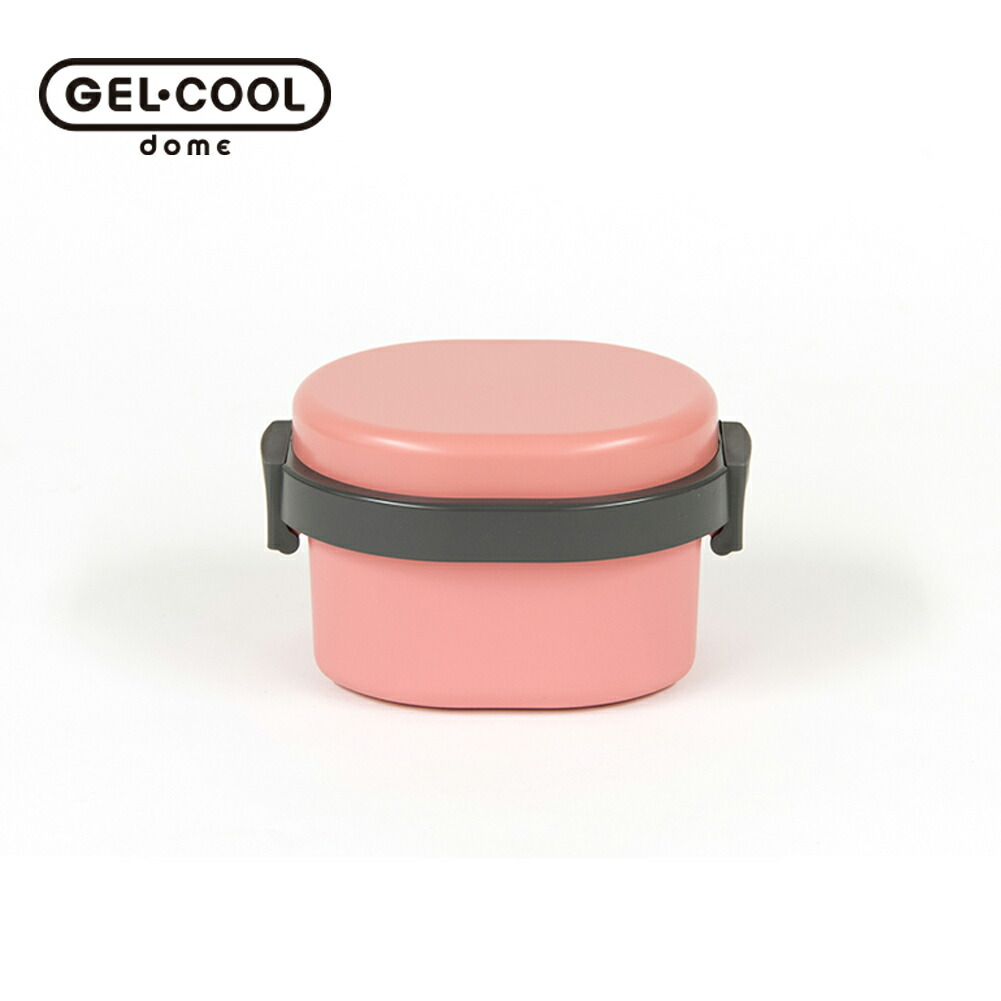GEL-COOL/dome(S/300ml)マカロンピンク