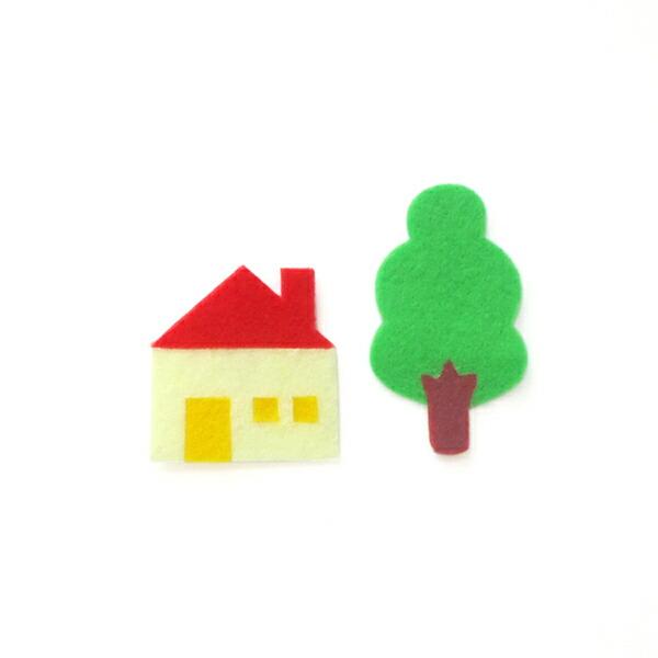 リバース プロダクツ/家と木