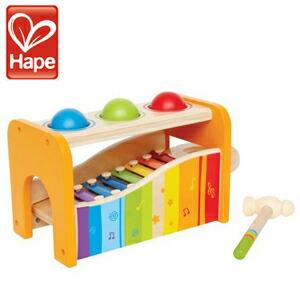 Hape/パウンド アンド タップベンチ