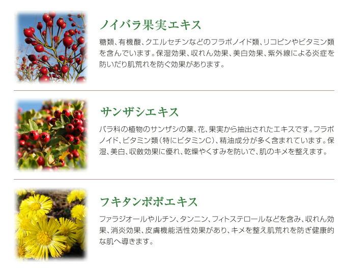 植物エキス1