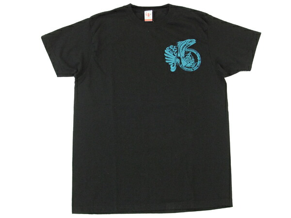 ジェムストーン Tシャツ gemstone 鮭柄 ネイティブカナディアンインディアン 半袖tee gm5002
