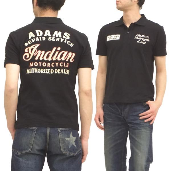 インディアンモーターサイクル ポロシャツ 東洋エンタープライズ