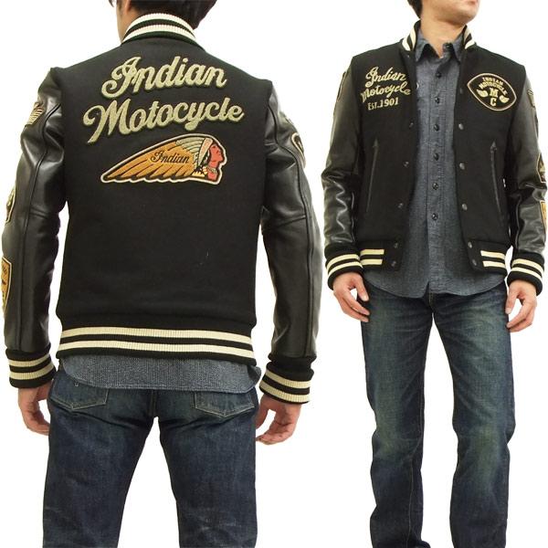 インディアンモトサイクル スタジャン IMJK-403 Indian Motocycle メンズ アワードジャケット
