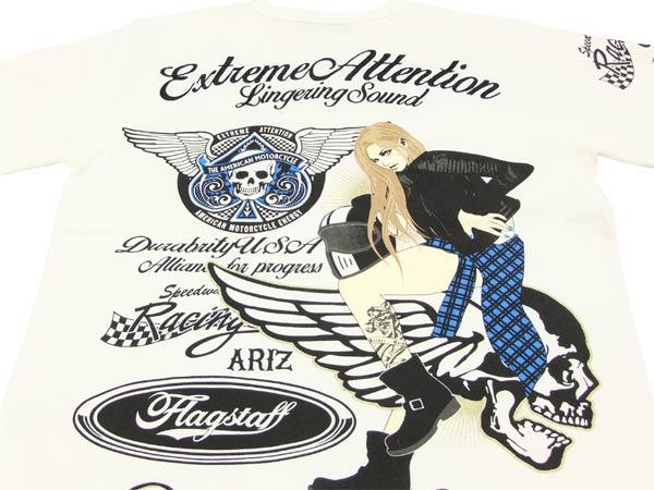 フラッグスタッフ Tシャツ 452352 flagstaff モーターサイクル メンズ 半袖Tee