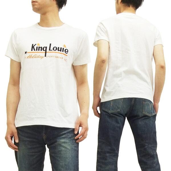 キングルイ Tシャツ KL77003 King Louie 東洋エンタープライズ メンズ 半袖tee