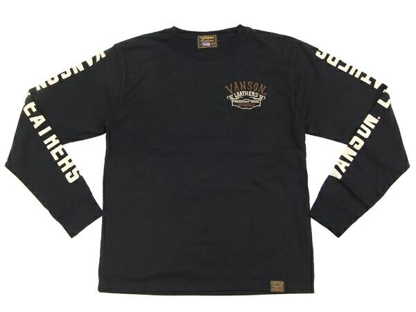 バンソン 長袖Tシャツ NVLT-512 vanson イーグル ヴァンソン メンズ ロンtee
