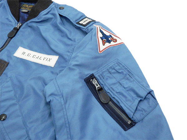 apollo era flight jacket - photo #23