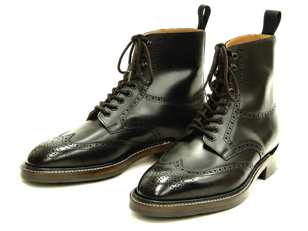 トイズマッコイ tma1626 ウィングチップ ワークブーツ ハドソン toys mccoy メンズ ブーツ ブラック 新品