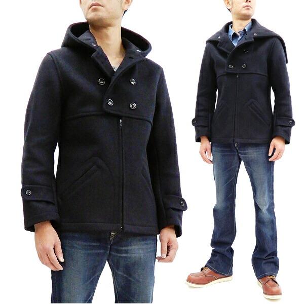 sc14240 ハドソンジャケット メンズ ウールメルトン hudson jacket 新品