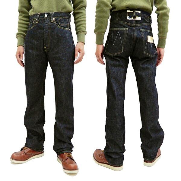 ミスターフリーダム ジーンズ SC41867 421A Californian Lot. 54BB シュガーケーン メンズ デニムパンツ 新品 Mister Freedom Jeans Californian LOT. 54BB Buckle Back Men's 13oz Denim Sugar Cane SC41867