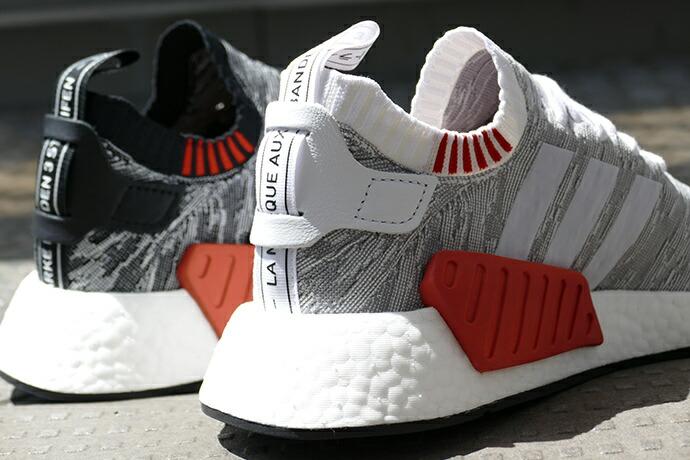 Adidas Nmd R2 Pk Herresko Kjører Hvit / Kjerne Svart OPgpXTXfm