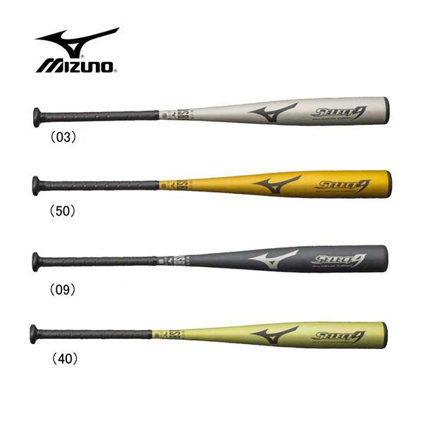 ミズノ MIZUNO 1cjmr137 野球バット 軟式バット セレクトナイン 野球 19SS 1CJMR13782/83/84/85