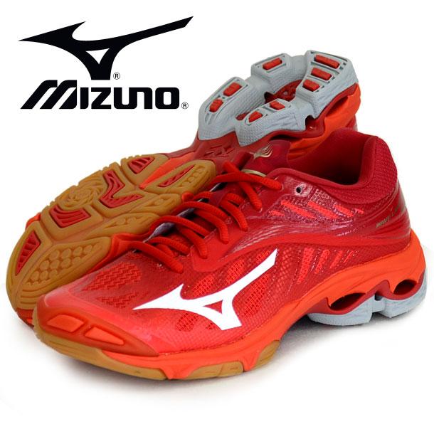 ミズノ バレーボールシューズ ウエーブライトニング Z4 MIZUNO 18AW V1GA180002
