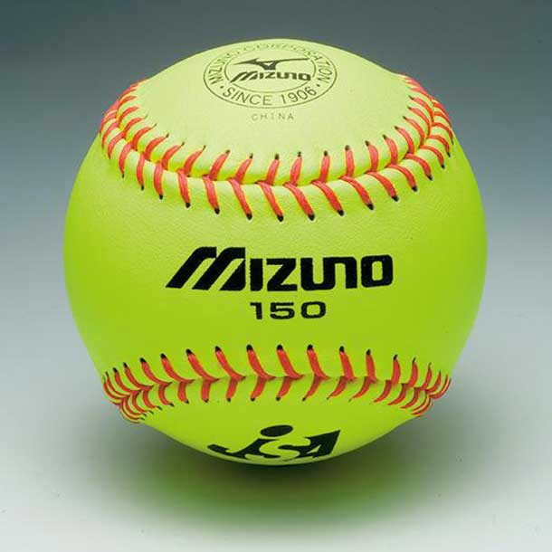 革ソフトボール試合球ミズノ150 1ダース MIZUNO ミズノ ソフトボール ボール 試合球・練習球 2OS15000 ソフトボール用ボール