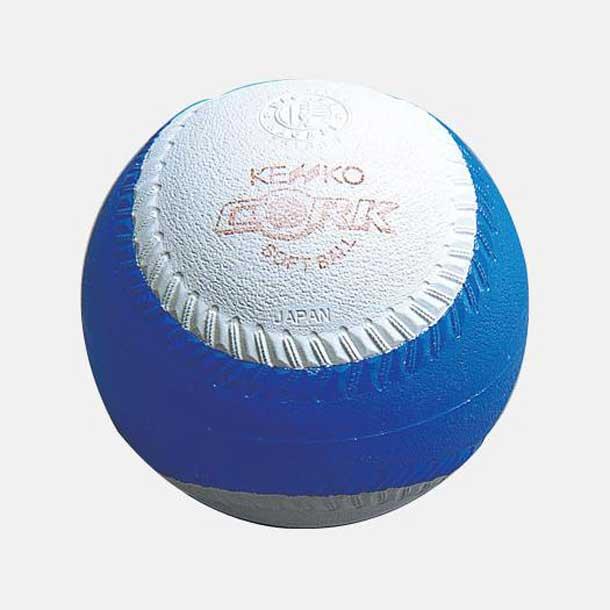 ナガセケンコー/トレーニングソフトボール3号 回転チェック用 MIZUNO ミズノ ソフトボール ボール トレーニング用 2OS823 2os8231p ソフトボール用ボール