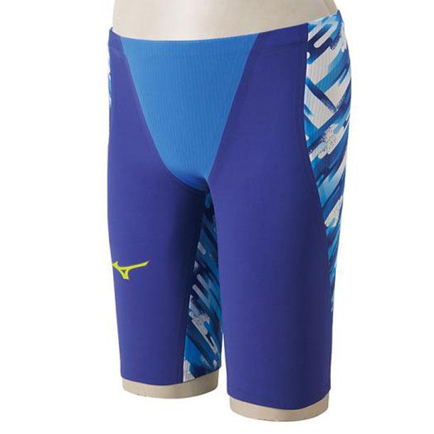 ミズノ n2mb600127 MIZUNO 競泳水着 GX-SONICIII ST ハーフスパッツ メンズ スイム GX N2MB6001