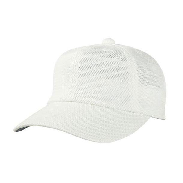 ミズノ 野球ウエア MIZUNO 12jw8b1448 オールメッシュ六方型キャップ 野球 ウエア 帽子 12JW8B14