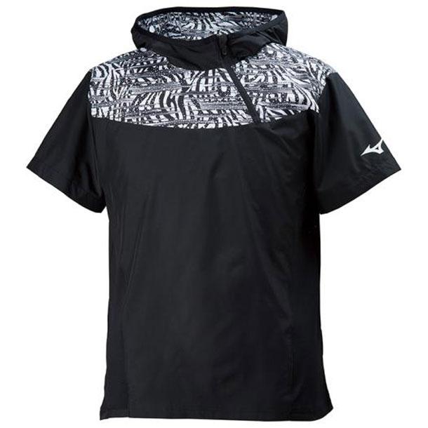 ミズノ バレーボールウエア フード付きブレーカーシャツ MIZUNO バレーボール ウエア ウィンドブレーカー V2ME8003 v2me800309
