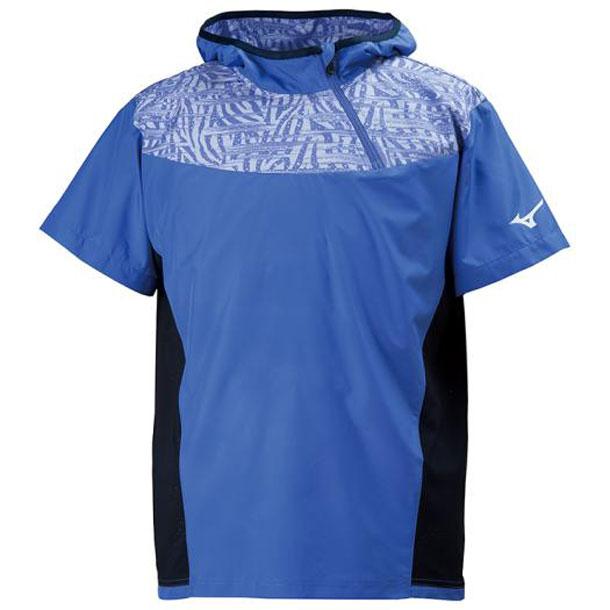 ミズノ バレーボールウエア フード付きブレーカーシャツ MIZUNO バレーボール ウエア ウィンドブレーカー V2ME8003 v2me800325