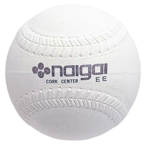 ナイガイ/ゴム・ソフトボール/検定3号 1ダース MIZUNO ミズノ ソフトボール ボール 試合球・練習球 2OS543 ソフトボール用ボール