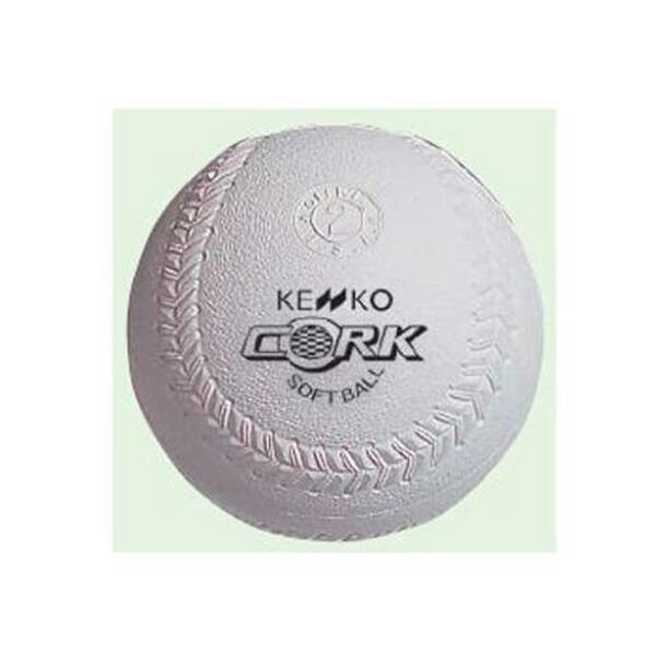 ナガセケンコー/ゴム・ソフトボール/検定2号 1ダース MIZUNO ミズノ ソフトボール ボール 試合球・練習球 2OS562 ソフトボール用ボール