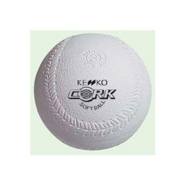 ナガセケンコー/ゴム・ソフトボール/検定3号 1ダース MIZUNO ミズノ ソフトボール ボール 試合球・練習球 2OS563 ソフトボール用ボール
