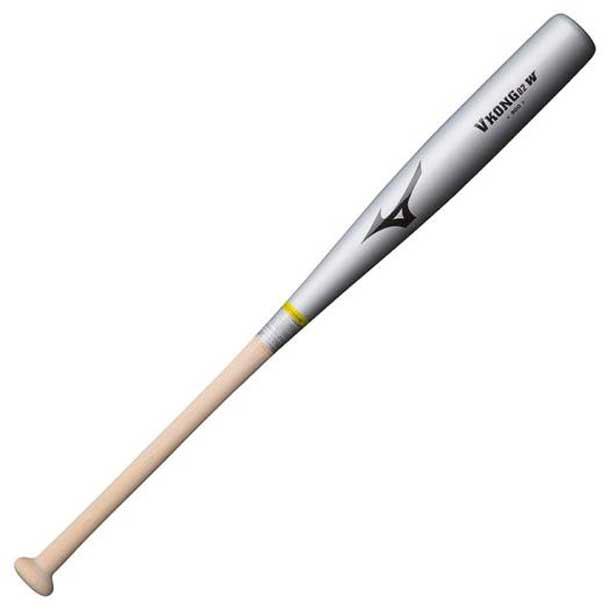 ミズノ 1cjwt1768303 MIZUNO 野球バット 打撃可トレーニングVコング02-W 木製/83CM/平均900G 野球 バット ノック・トレーニング用 1CJWT17683