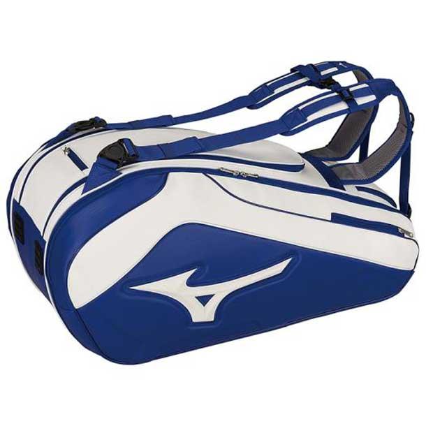 ミズノ テニスバッグ MIZUNO 63gd900227 ラケットバッグ 9本入れ ユニセックス テニス バッグ 63GD9002