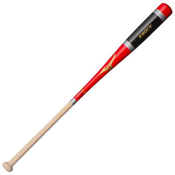 ミズノ 1cjwk140896209 MIZUNO 野球バット ノック朴 木製/89CM/平均530G 野球 バット ノック用 1CJWK14089
