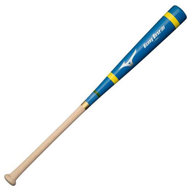 ミズノ 1cjwt1968327 MIZUNO 野球バット 軟式用打撃可トレーニング グローリーステップHS 木製/83CM/平均850G 野球 バット トレーニング用 1CJWT19683 25