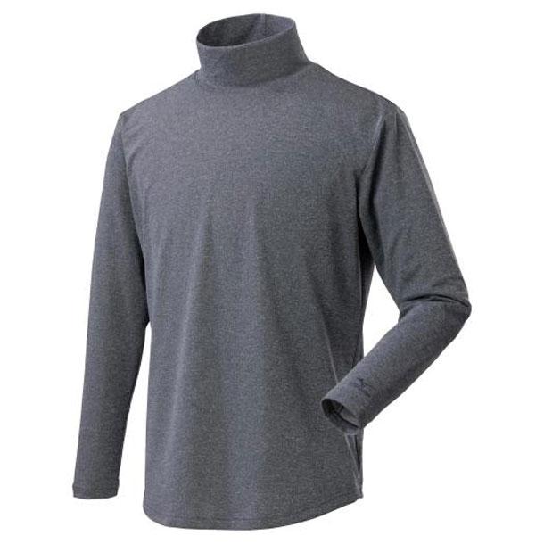 ミズノ c2ja960305 MIZUNO ブレスサーモ ブレスサーモフィーリンテックハイネックシャツ メンズ ウエア ハイネックシャツ 長袖 C2JA9603