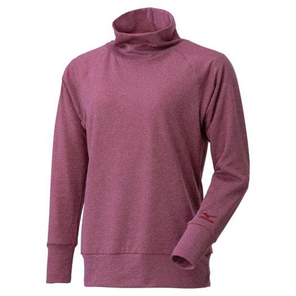 ミズノ MIZUNO c2ja980163 ブレスサーモ ブレスサーモフィーリンテックハイネックシャツ レディース ウエア ハイネックシャツ 長袖 C2JA9801