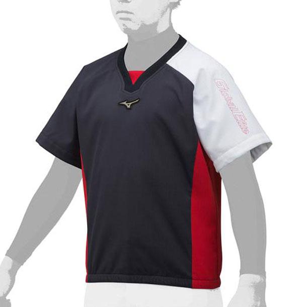 Vネックジャケット MIZUNO ミズノ 野球 ウエア グローバルエリート 12JE9V60 25 12je9v6014 野球ウエア