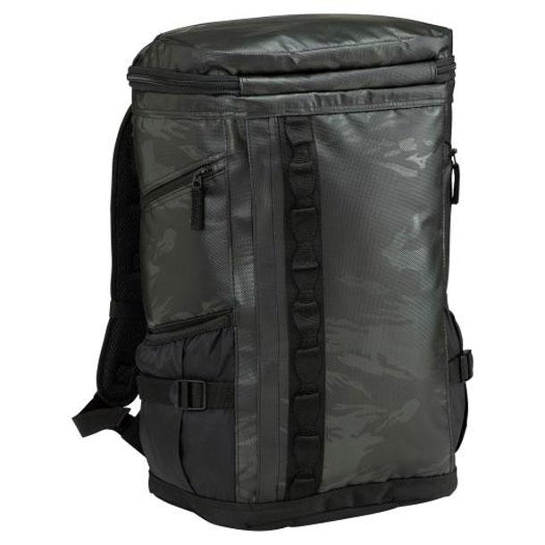ミズノ 33jd030009 MIZUNO サッカーバッグ ターポリンバックパック 30L フットボール/サッカー バッグ 33JD0300
