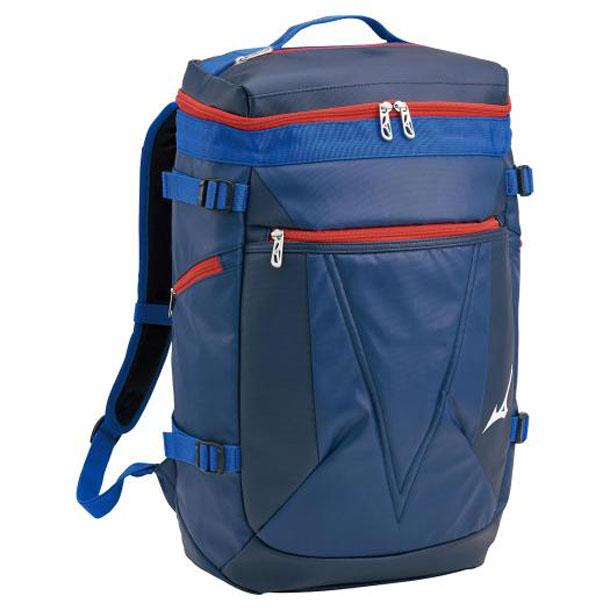ミズノ 33jd950381 MIZUNO サッカーバッグ クイックアクセスバックパック 30L フットボール/サッカー バッグ 33JD9503