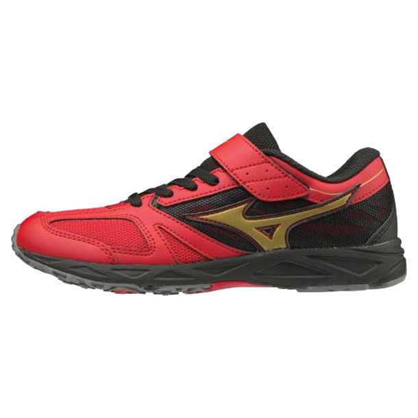 MIZUNO k1gc194062 ミズノ 子ども靴 キッズシューズ スピードスタッズベルト JR ミズノの子ども靴 ジュニア サイズ 21〜25CM K1GC1940