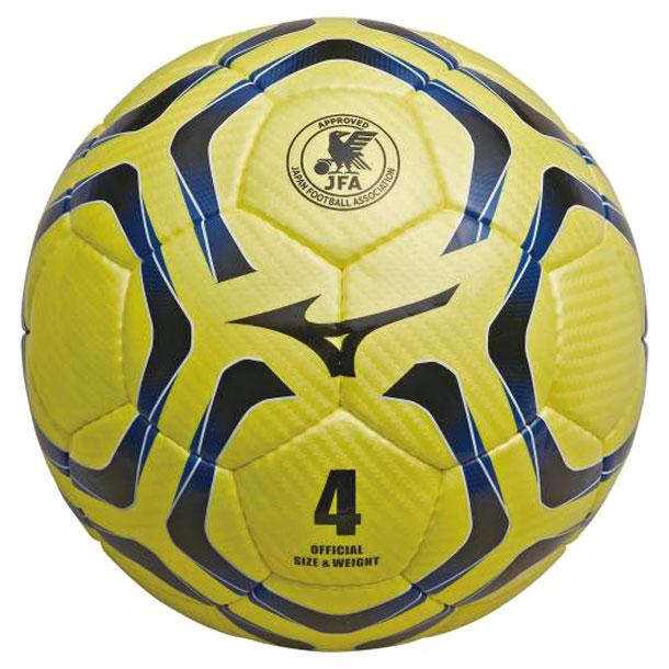 ミズノ MIZUNO p3jba02045 サッカーボール 4号球/検定球 フットボール/サッカー ボール P3JBA020