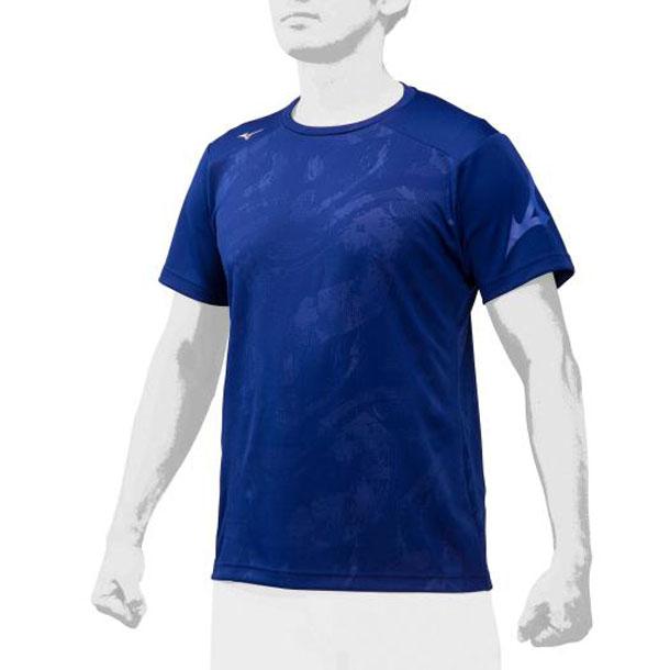 ミズノ 12ja0t5916 MIZUNO 野球ウエア グラフィックTシャツ ユニセックス 野球 ウエア 限定アパレル 12JA0T59