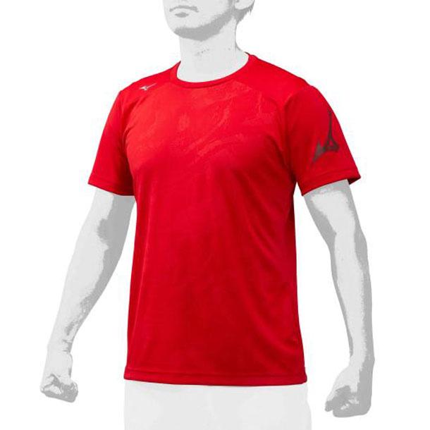 ミズノ 12ja0t5962 MIZUNO 野球ウエア グラフィックTシャツ ユニセックス 野球 ウエア 限定アパレル 12JA0T59
