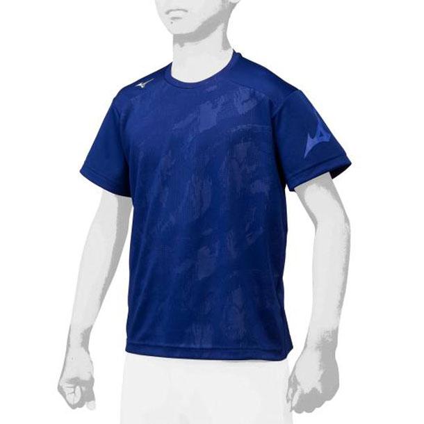 ミズノ 12ja0t6916 MIZUNO 野球ウエア グラフィックTシャツ ジュニア 野球 ウエア 限定アパレル 12JA0T69