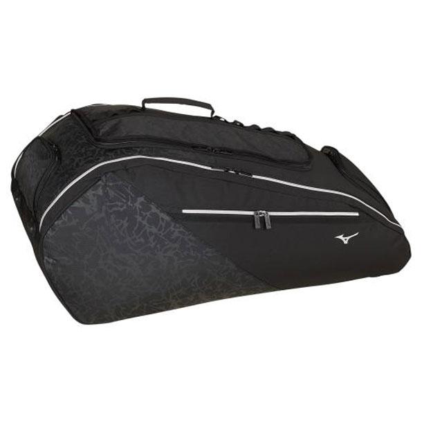 ラケットバッグ 9本入れ MIZUNO ミズノ テニス/ソフトテニス バッグ 63JD0008 63jd000809 テニスバッグ
