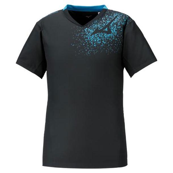 ミズノ バレーボールウエア ブレーカーシャツ 半袖 ユニセックス MIZUNO バレーボール ウエア ウィンドブレーカー V2ME0111 v2me011192